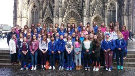 3rd Years, St. Mary's, Nenagh.