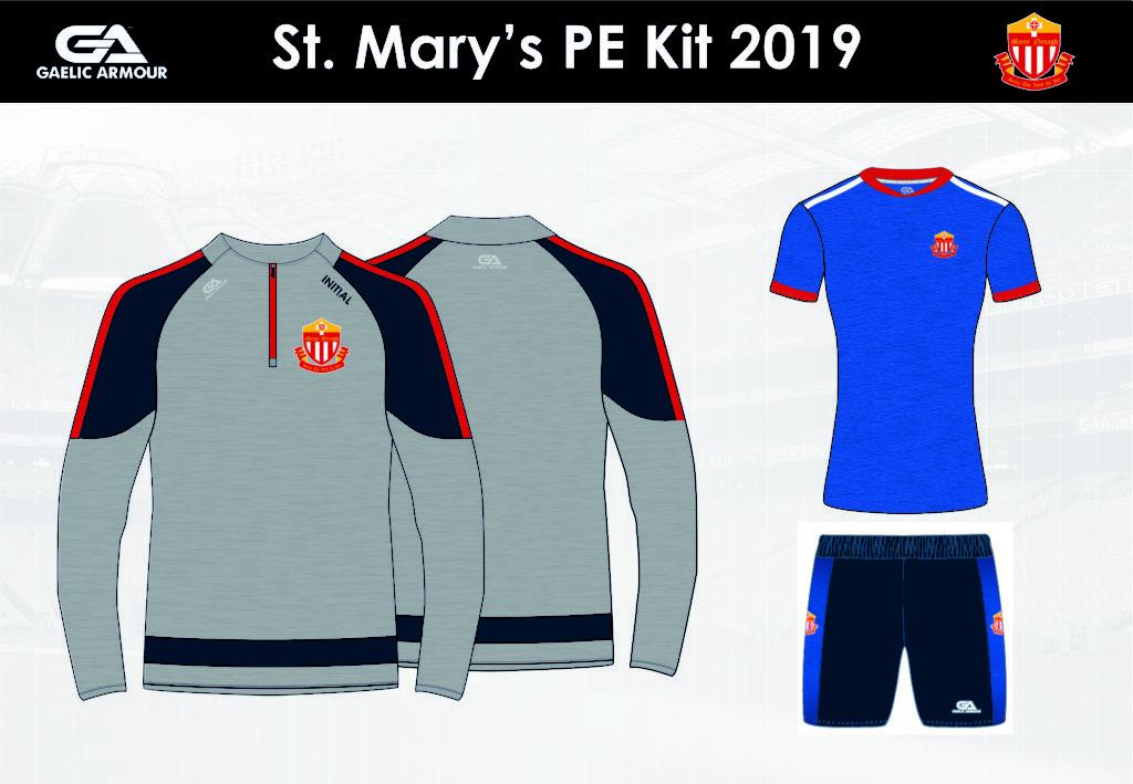 st marys nenagh uniforms